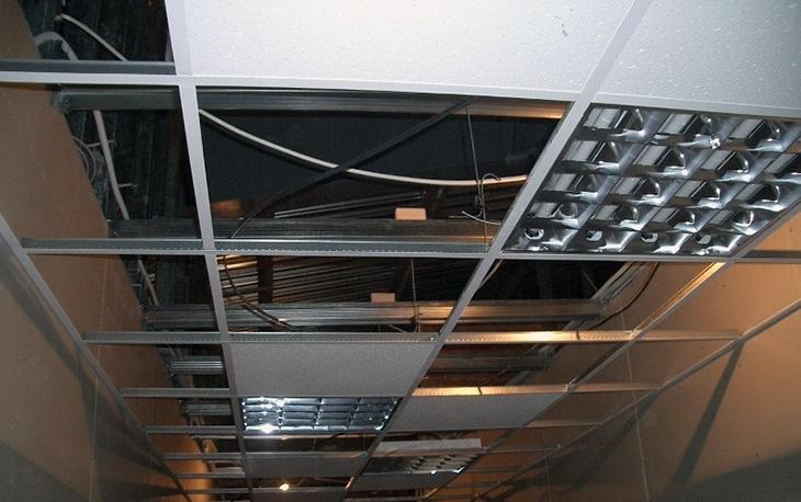dalles plafond suspendu 50x50 niort travaux maison blanche betton installer un faux plafond. Black Bedroom Furniture Sets. Home Design Ideas